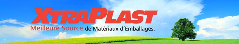 XtraPlast Canada Xtraplast, Votre source de matériaux et fournitures d'emballage -  Sacs rétractables – Sacs sous-vide -  Pellicules de thermoformage et d'operculage imprimées