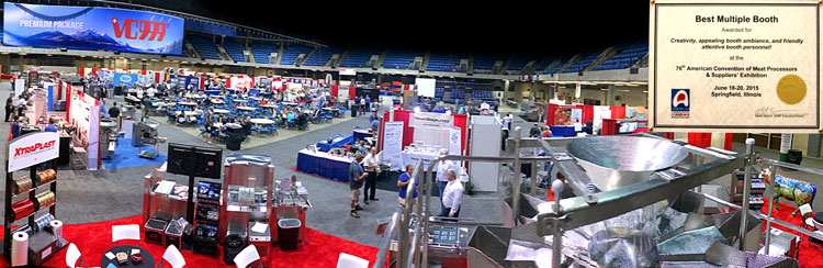 VC999 at AAMP 2015 Springfield